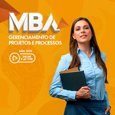 MBA em Gerenciamento de Projetos e Processos