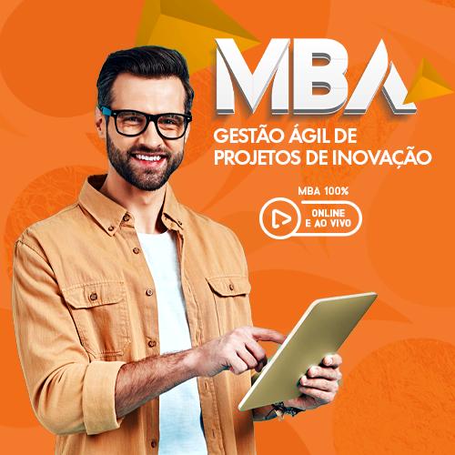 MBA Gestão Ágil de Projetos de Inovação