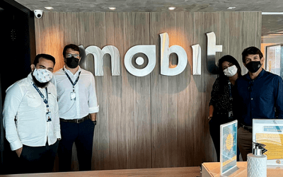 Novo Cliente Portfolio Gestão - Mobit